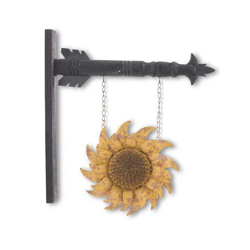 Sunflower Arrow Hanger