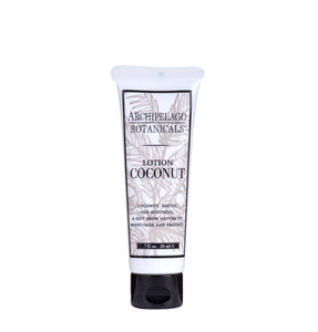 Coconut Travel Lotion