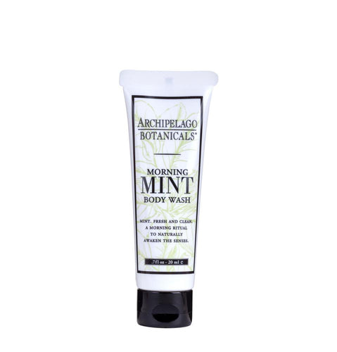 Mint Travel Body Wash