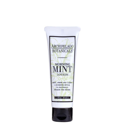 Mint Travel Lotion