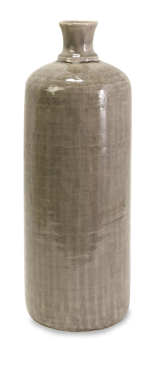 Kempton Grey Jar