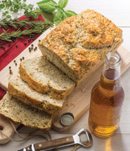 Load image into Gallery viewer, Italian Herb Beer Bread