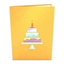 Load image into Gallery viewer, HBD Cake Card