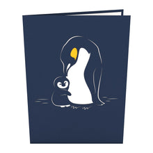 Load image into Gallery viewer, Penguin Family