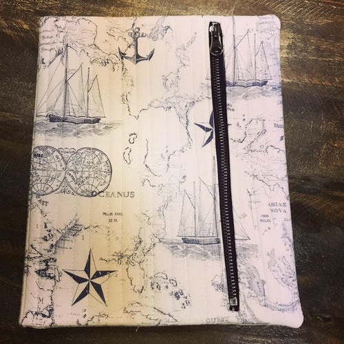 MAE Cloth Composition Notebook