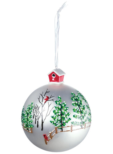 Forest Scene Ornament