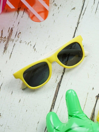Sunshine Yellow Polarized Sunglasses