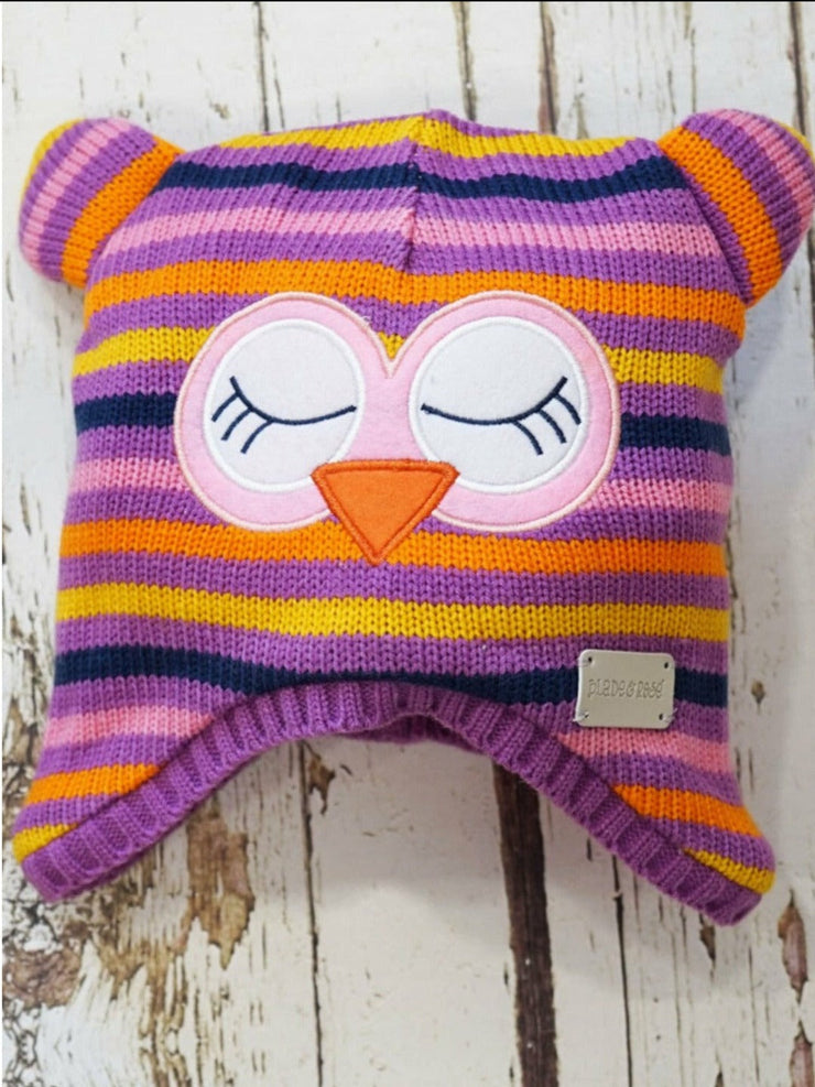 Betty Owl Hat