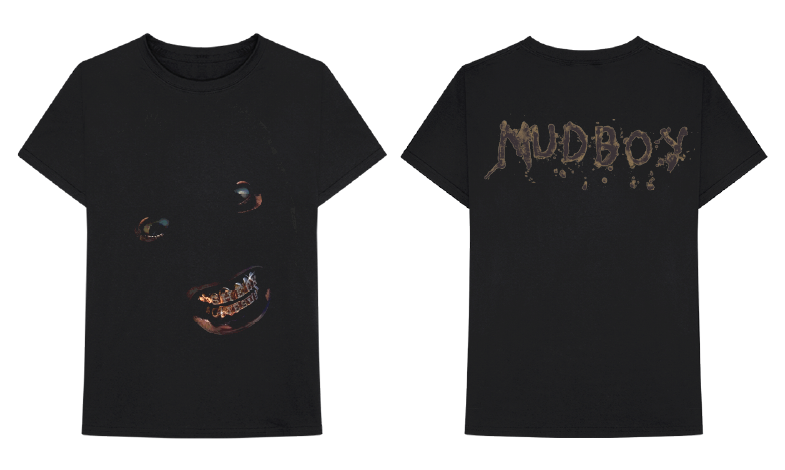 Mudboy T-Shirt + Digital Album