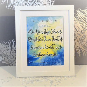 Friendship frame- Any occasion