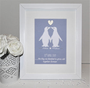 Personalised Engagement Penguins