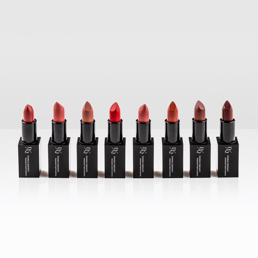Hydrating Matte Lipstick - Coral