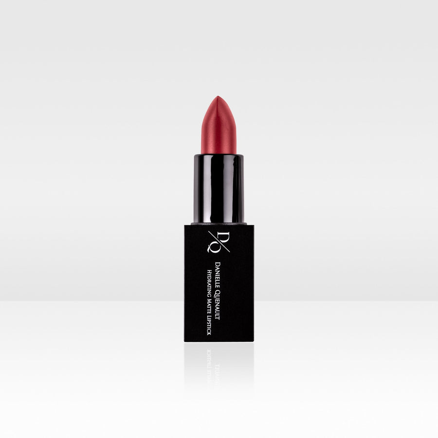 Hydrating Matte Lipstick - Berry