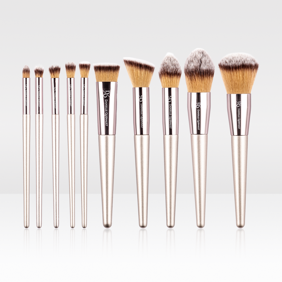 Luxe Makeup Brush Set - The Blending Collection