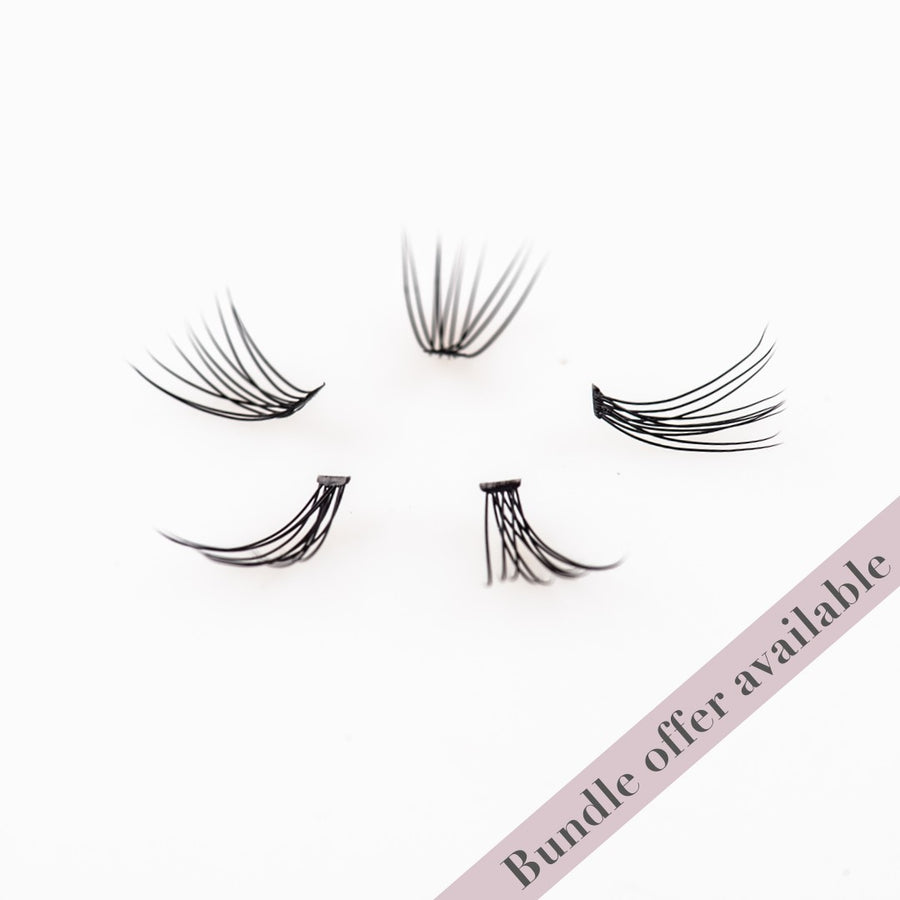 9mm Individual One-Night-Only Volume Lashes
