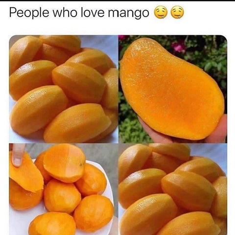Currently Mango Season. Comment '🥭'...