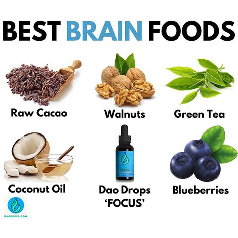 6 Brain Boosters To Add...