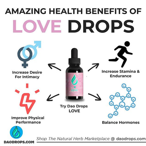 @daodrops 'LOVE' blend is a...