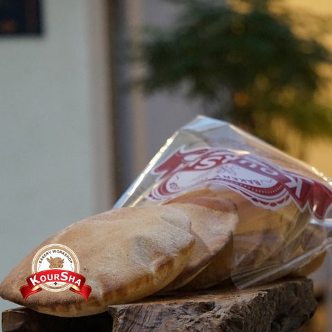 Flat White Bread  ( Pack of 6 pcs)