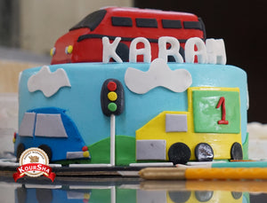 Customized Cake No.20