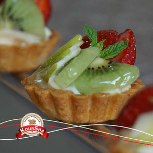 Fruite Tart Mini Cake Portion