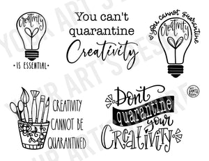 Quarantine & Creativity