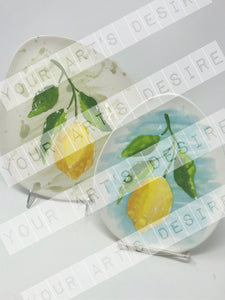 PROJECT- Lemon Plate