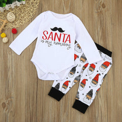 Cotton Christmas Suit