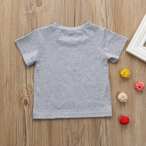 Letter Printing T-Shirt