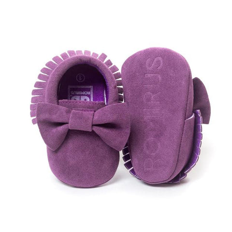 Tassels Bowknot Shoes