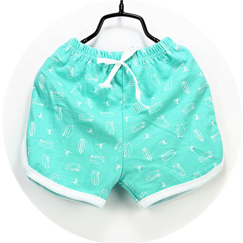 Candy Color Sports Short