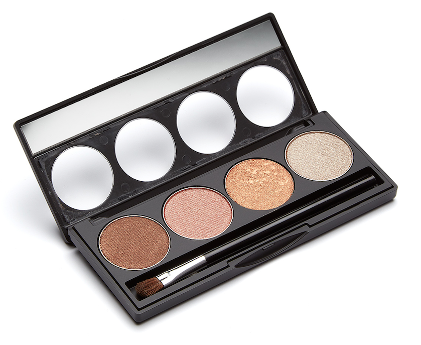 quad shadow palette
