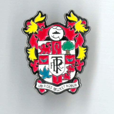 Tranmere Retro Crest Pin Badge