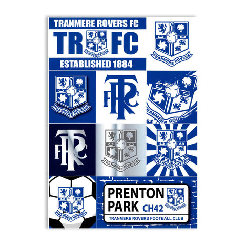 TRFC Sticker Pack