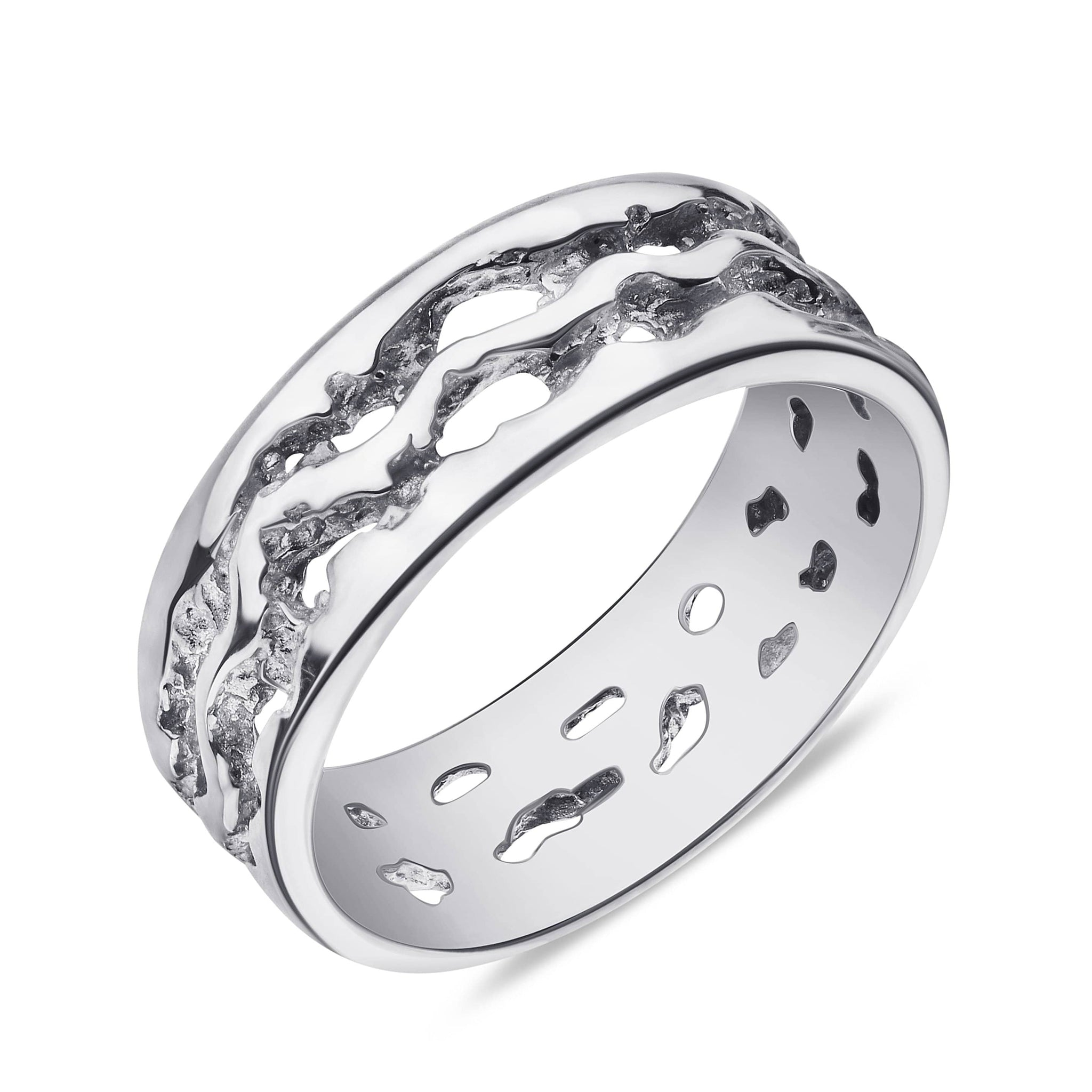 Canyon Silver Ring