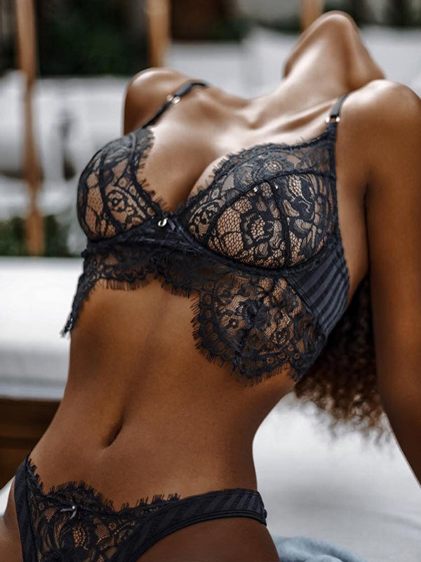See-through Lace Sexy Lingerie