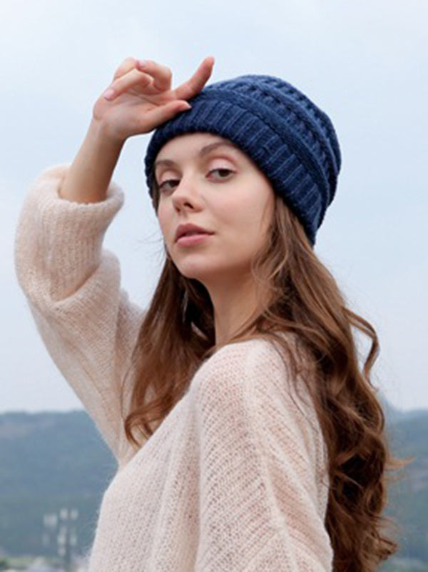 Outdoors Warm Knitting Hats