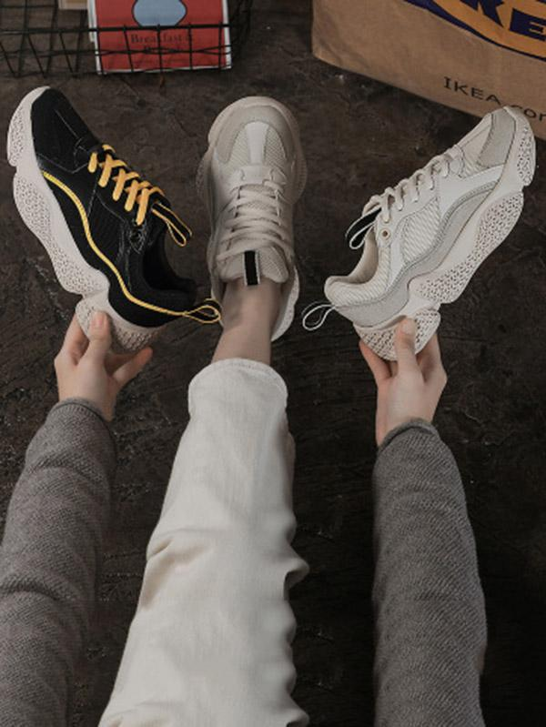 2 Colors Sport Sneaker Shoes