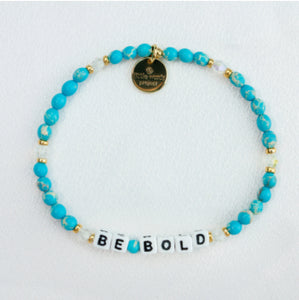 "Little Words Project ""Be Bold"" Bracelet"