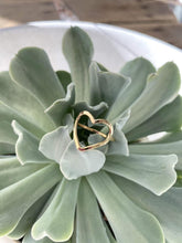 Load image into Gallery viewer, Love Ring - Gold Filled