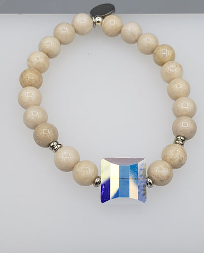 Stash Riverstone Sophie Bracelet with Swarovski Crystals