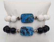 Load image into Gallery viewer, Stash Crazy Agate Bracelets
