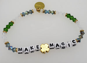 "Little Words Project ""Make Magic"" Bracelet"