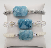 Load image into Gallery viewer, Stash Larimar Bracelet