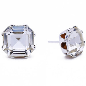 Clear Asscher Bling