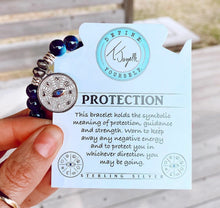 Load image into Gallery viewer, TJazelle Protection Charm Bracelet