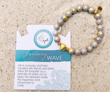 Load image into Gallery viewer, TJazelle Journey Wave Bracelet Collection