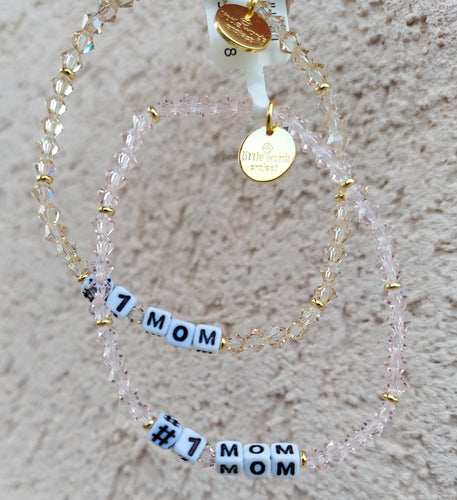 Exclusive #1 MOM Little Words Project Bracelet