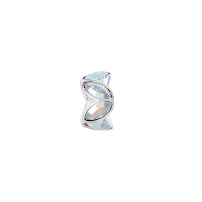 Reflections Crystal Accent Charm - Ab Swarovski Crystal