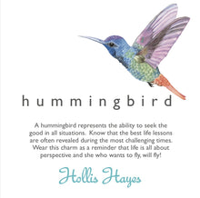 Load image into Gallery viewer, Hummingbird